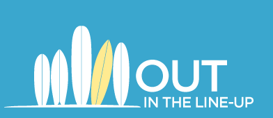 Out in the line-up - A documentary about homosexuality and surfing